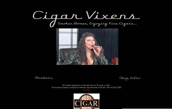 Cigar Vixens Women