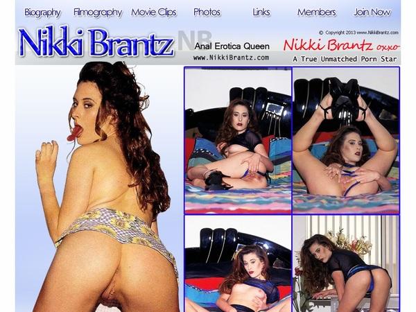 Nikkibrantz.com Sconto