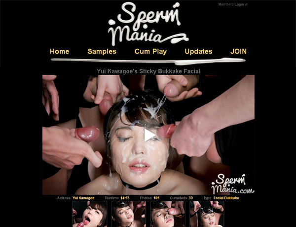 Sperm Mania Using Pay Pal