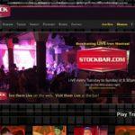 Stock Bar With Mastercard