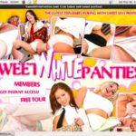 Sweetwhitepanties.com Porn Site