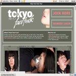 Accounts On Tokyo Face Fuck