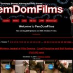 Femdomfilms Username