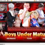 Boys Under Matures With Cash