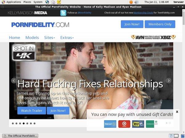 Account Free Pornfidelity.com