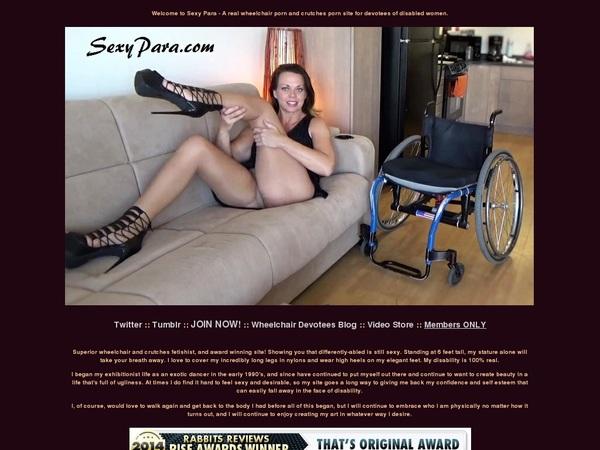 Accounts For Sexy Para