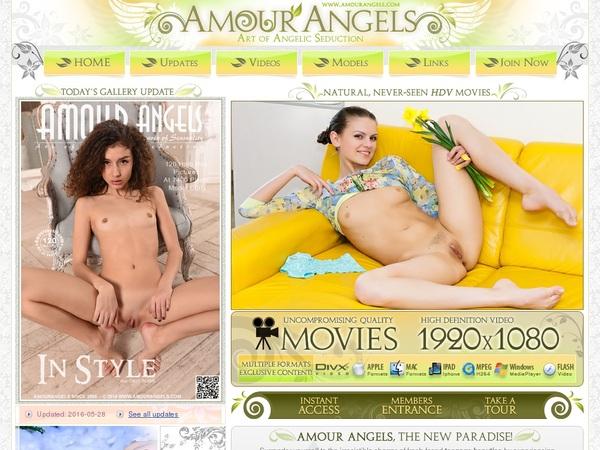 Amour Angels Premium Login