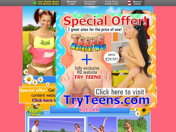 How To Get On Teens Natural Way For Free