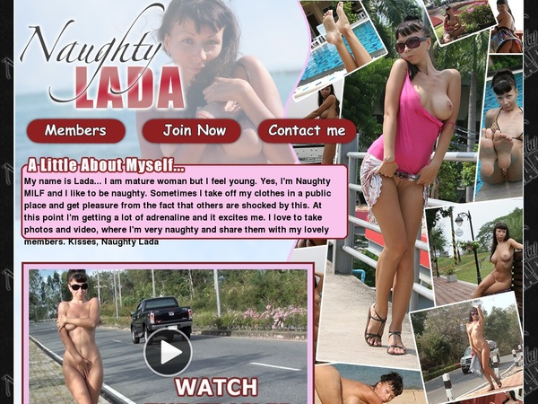 Naughty Lada Official